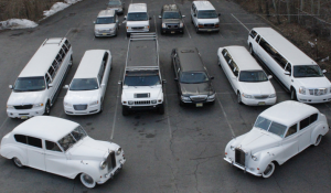 fleet of limos